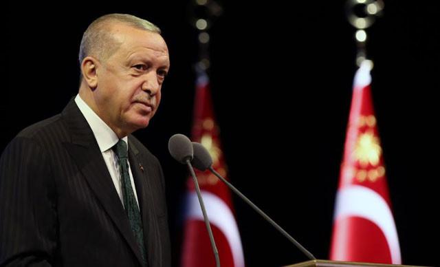 Erdoğan'dan HDP milletvekillerinin fezlekeleriyle ilgili açıklama