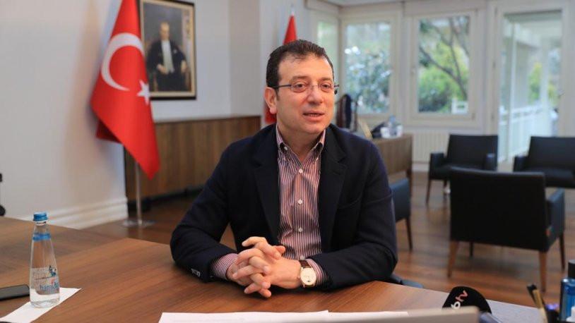 İmamoğlu: ''İBB'yi sadece Türkiye'nin değil dünya takip ediyor''