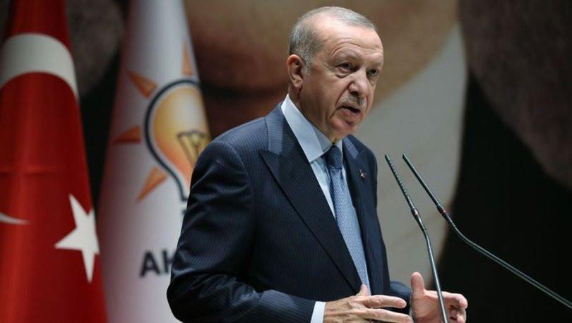 Erdoğan: ''Biz uzun ince bir yoldayız''