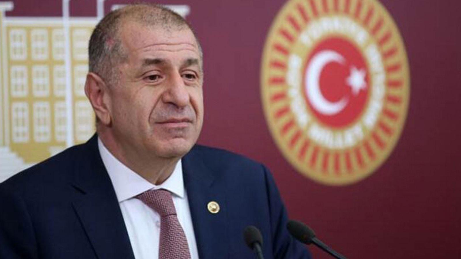 Özdağ'dan Uygur Türklerine ziyaret