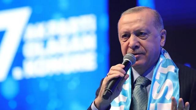 Cumhurbaşkanı Erdoğan'dan ''Kanal İstanbul'' açıklaması