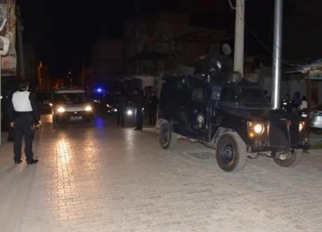 Mahalle bekçilerine silahlı saldırı