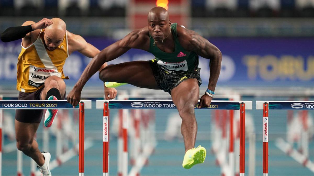 ABD'li atlet Grant Holloway dünya rekoru kırdı
