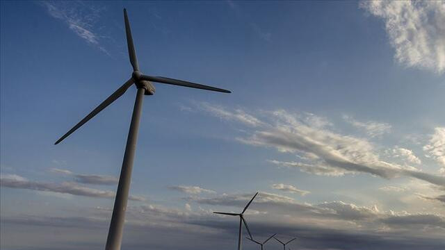 Türkiye'de rüzgar enerjisi gücü arttı