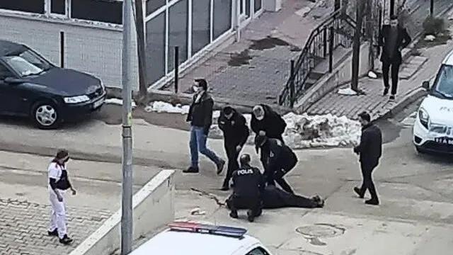 Bilecik'te dehşet! Sokak ortasında vuruldu