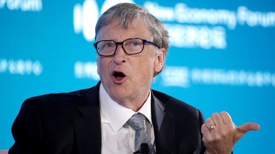Bill Gates'ten ''Bitcoin'' açıklaması