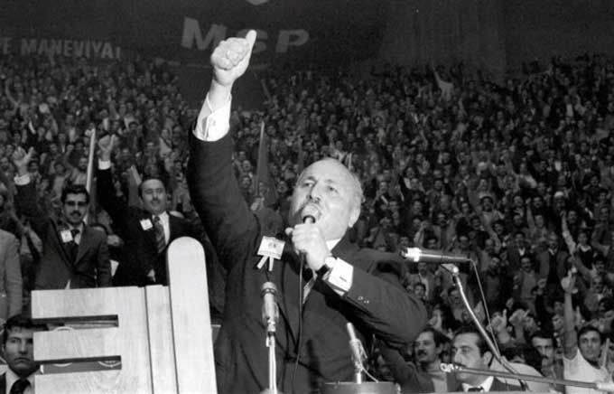 Erbakan'a Ayasofya'da özel anma