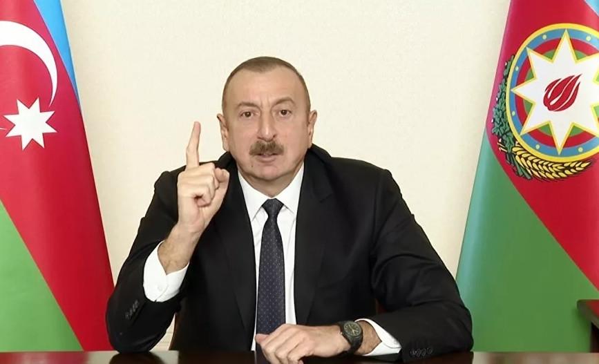 Aliyev: ''Parşiyan beni dinleseydi...''