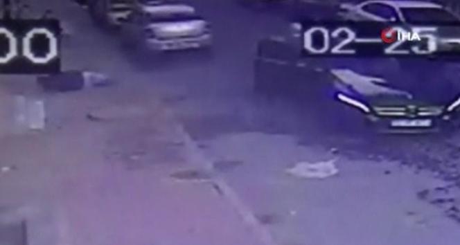 İstanbul'da lüks araçlı çeteden silahlı baskın
