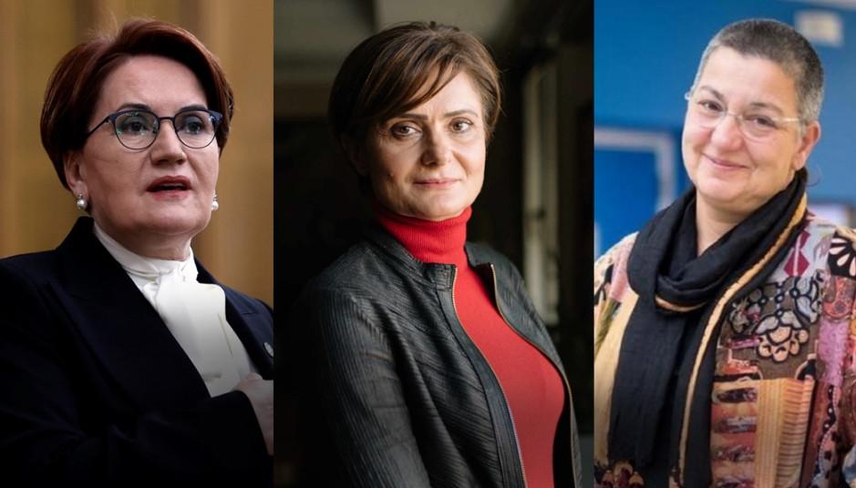 Le Monde yazdı: İşte Erdoğan'ın yolundaki 3 kadın