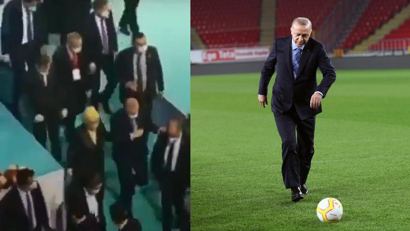 TRT spikeri Erdoğan'ın sağlık sorununu açıkladı
