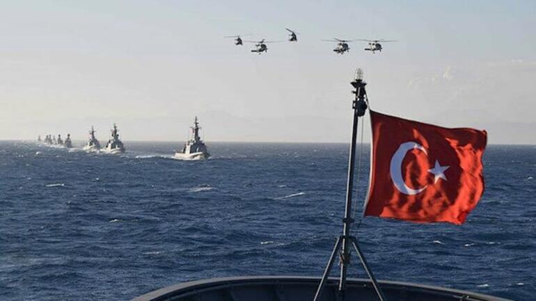 ''Türkiye, Akdeniz'den dışlanamaz''