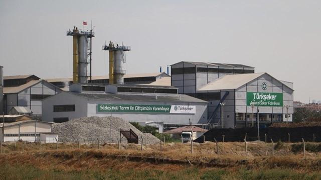 Ankara Şeker Fabrikası'ndan üretim rekoru!