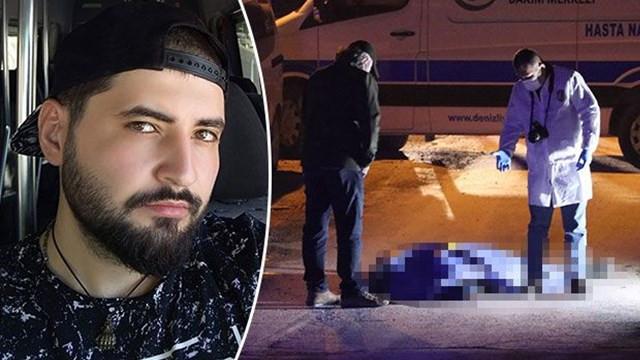 Motoruna çarptığı kuryeyi sokak ortasında ölüme terk etti!