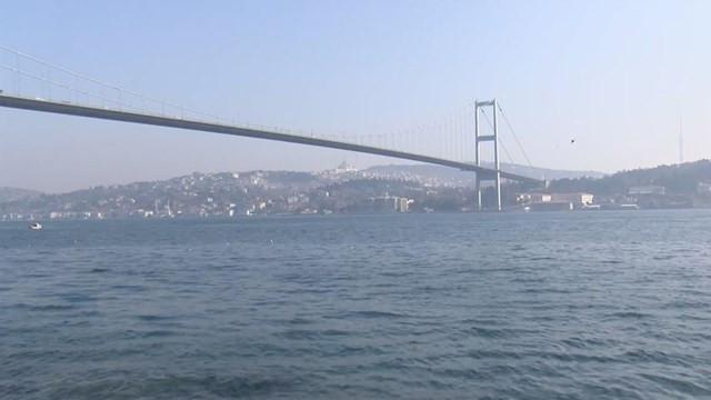 ''İstanbul Boğazı donacak'' iddialarıyla ilgili yeni açıklama