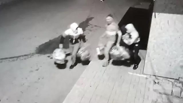 Film gibi soygun! ''Maskeli Üçler'' yakalandı
