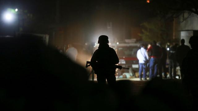 Meksika'da eve silahlı saldırı: 11 kişi öldü