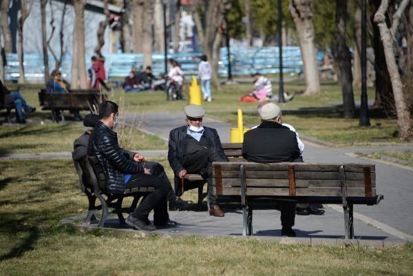 Diyarbakır'da da koronavirüs kısıtlamaları unutuldu - Resim: 1