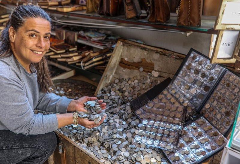 Antalya'da ağzına kadar para dolu define sandığı bulundu! - Resim: 1