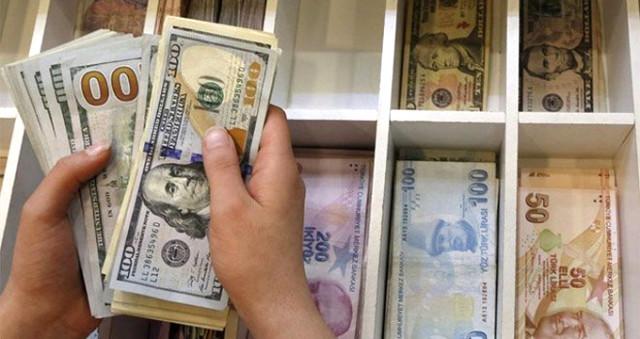 Enflasyon sonrası Dolar, Euro ve altında düşüş hızlandı!