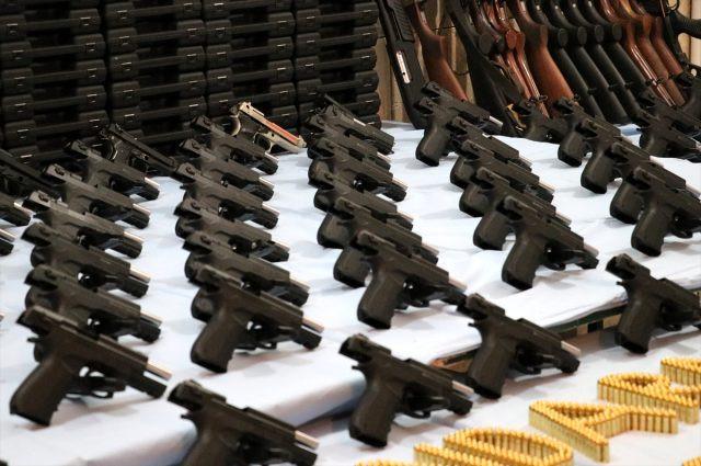 Bireysel silahlanmada tehlikeli artış