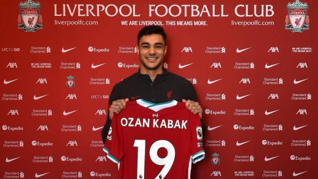 Ozan Kabak Liverpool'a imzayı attı
