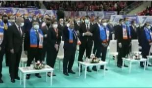 Erdoğan'ın da katıldığı AK Parti kongresinde küfür rezaleti!