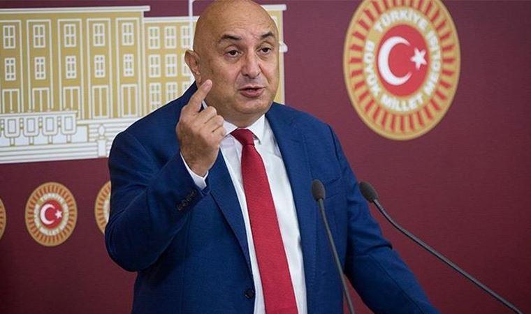 Bakan Soylu'ya ''FETÖ'nün siyasi ayağı'' suçlaması