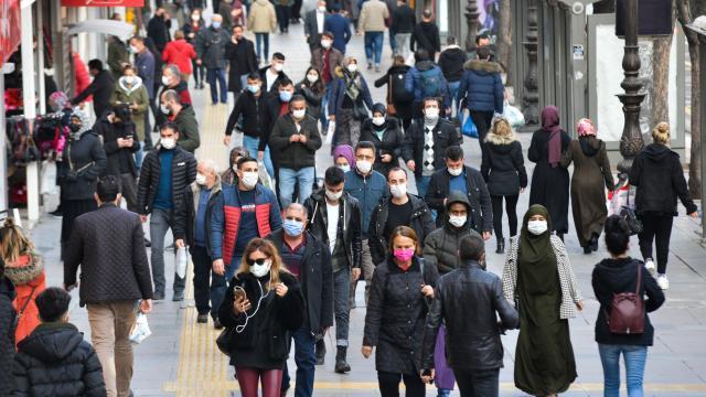 Türkiye'de mutasyonlu koronavirüs görülen il sayısı belli oldu