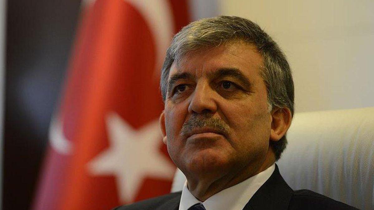 Abdullah Gül cephesi sessizliğini bozdu