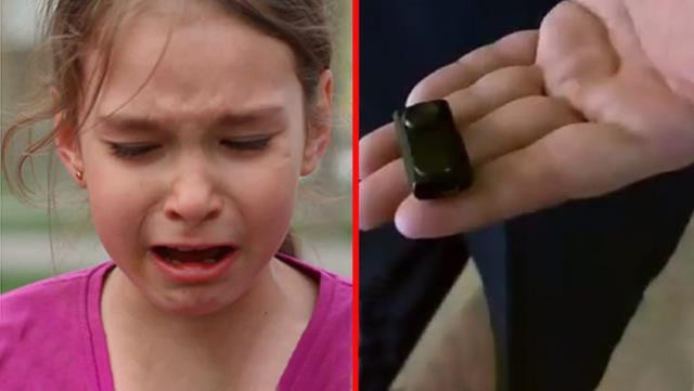 Kızlarının saçına kayıt cihazı koyan aile, gerçeği ortaya çıkardı