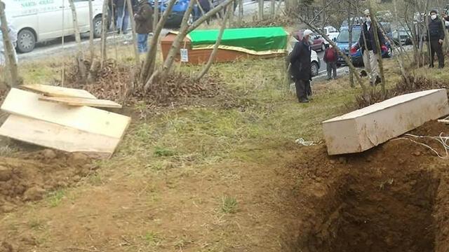 Cenazeler karıştı! Koronavirüsten ölen kişiyi görenler karantinaya alındı