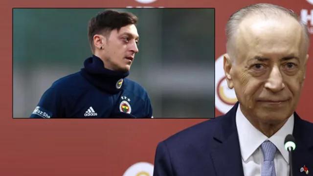 Mustafa Cengiz'den Mesut Özil yorumu: Heykeli dikilmeli