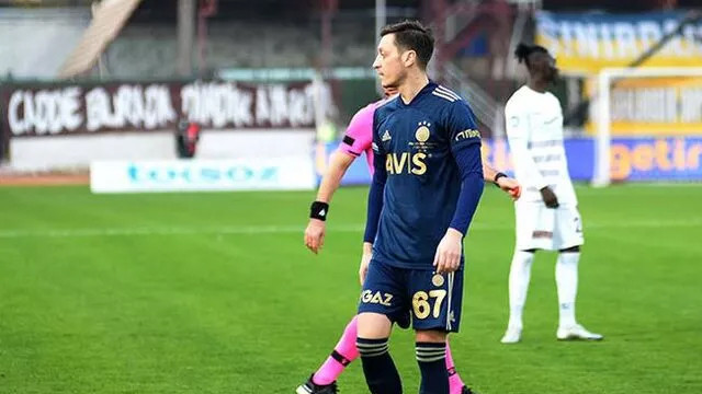 Mesut Özil'den Galatasaray derbisi için heyecanlandıran paylaşım
