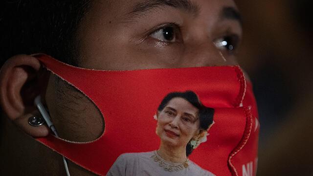 Myanmar ordusu askeri hastaneleri sivillerin hizmetine açtı