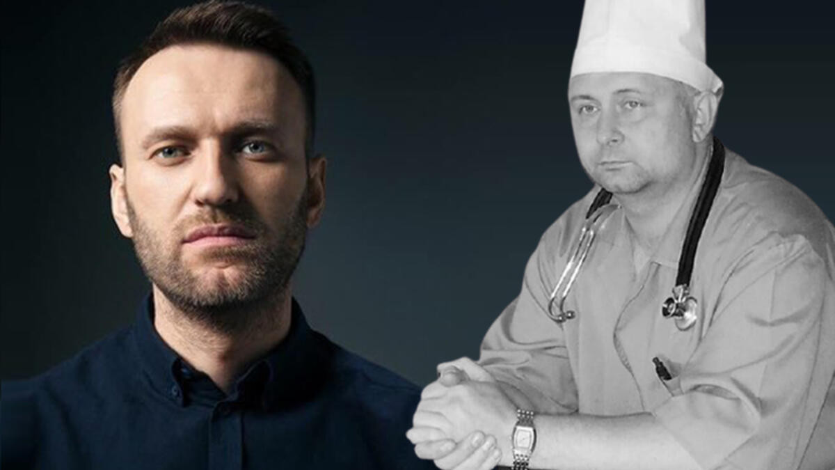 Rus muhalife ilk müdahaleyi yapan doktor öldü
