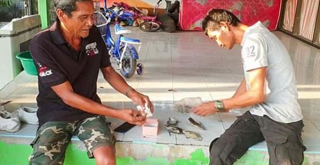 Yoksul balıkçının ağına takıldı! 2.5 milyon TL teklif ettiler