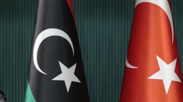 Bakanlıktan ''Libya'' açıklaması