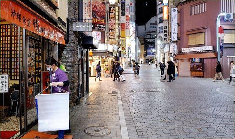 Japonya'da binden fazla pandemi iflası