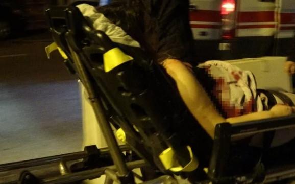 Bir kadına şiddet haberi daha! Eşini silahla vurdu