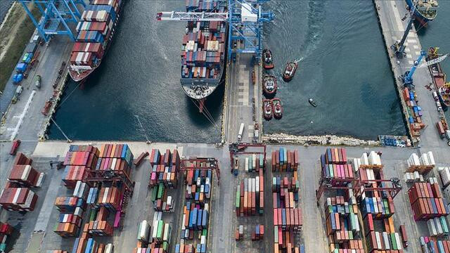Bir ayda tam 205 milyon dolarlık ihracat!