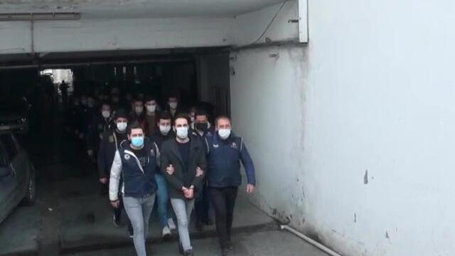 32 ilde FETÖ operasyonu: 43 tutuklama