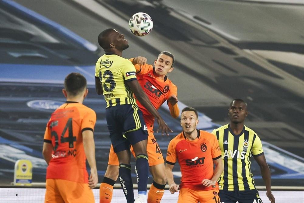 Galatasaray, Kadıköy'de yine kazandı