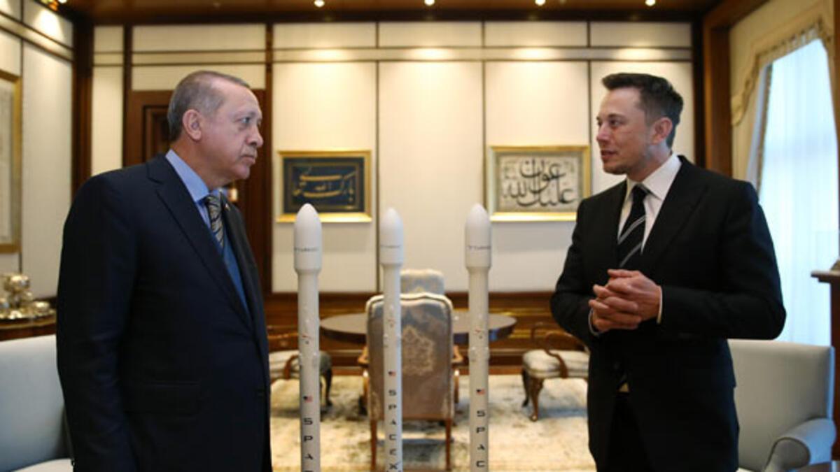Türkiye Uzay Ajansı'nın ''9 Şubat'' paylaşımıyla ilgili bomba iddia