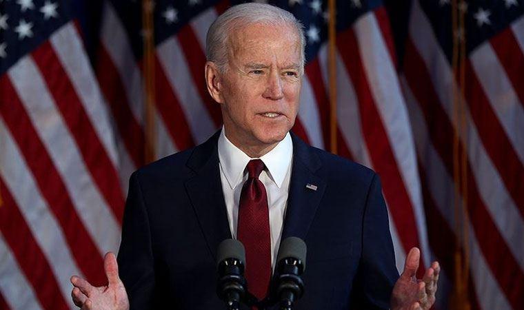 Biden'dan İran'a yaptırım açıklaması
