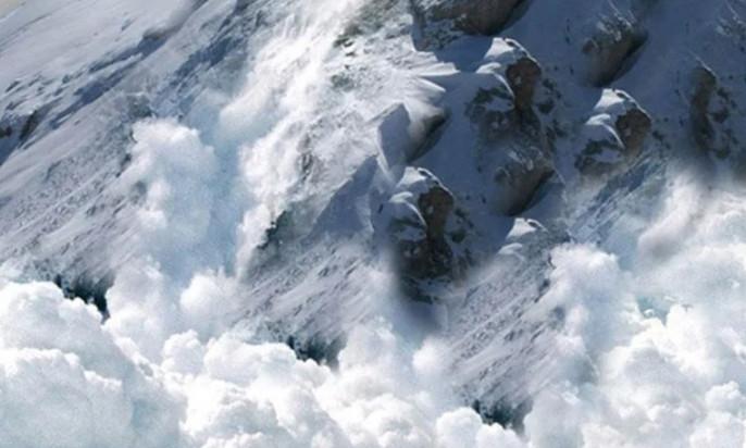 Kayak merkezinde çığ felaketi: 4 ölü!