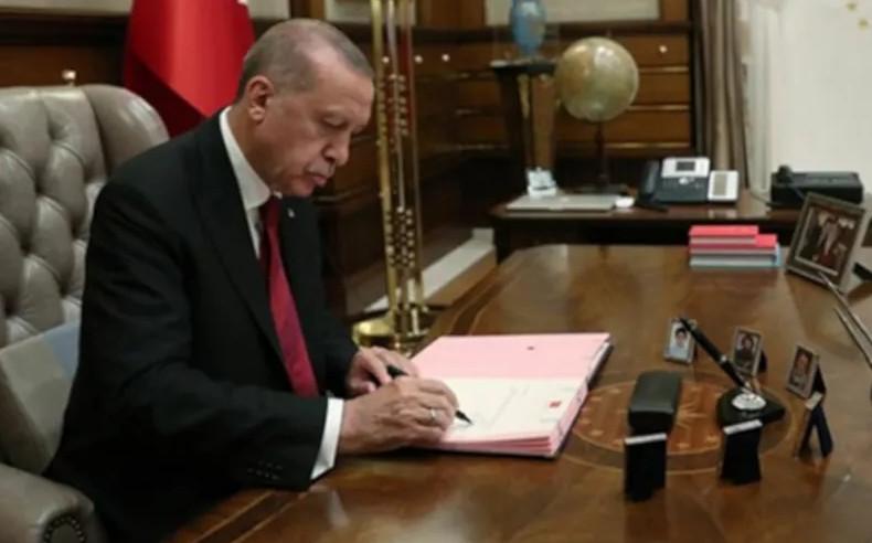 Erdoğan'dan Diyanet İşleri Başkanlığı'na atama
