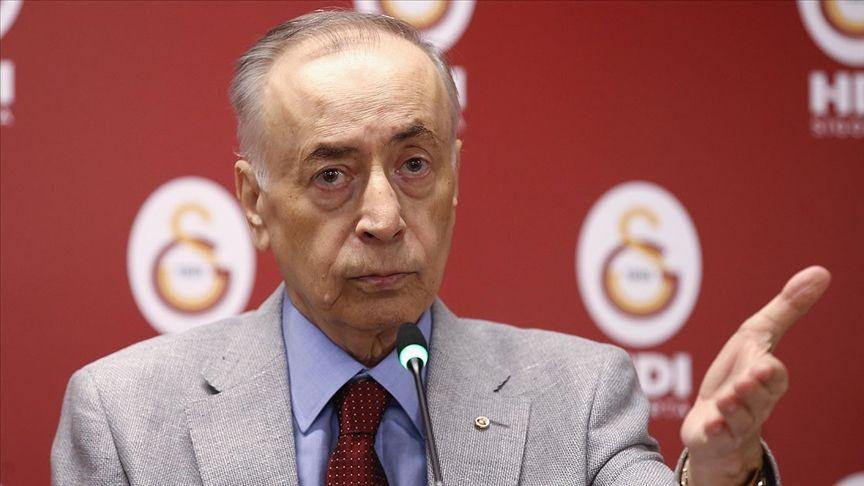 Galatasaray Başkanı Cengiz'den Ali Koç'a zeytin dalı
