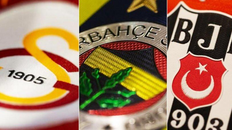 Süper Lig'de ''üç büyükler''  yıllar sonra ilk kez aynı puanda