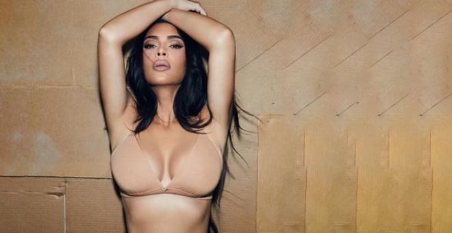 Kim Kardashian'dan ''ayrılık yaramış'' dedirten pozlar
